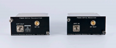L-Band Fiber Optic IFL Transmitter And Receiver: MP-2350 Series