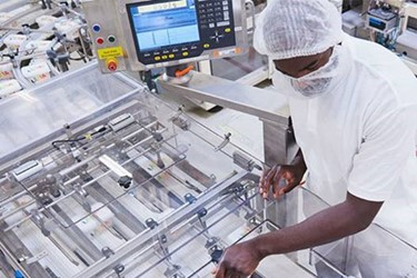 Automated Equipment for Food Manufacturing