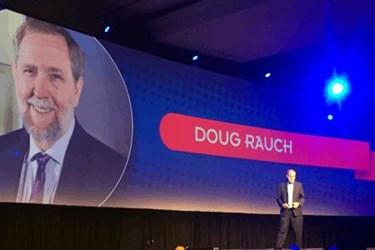 Doug Rauch At RetailNOW