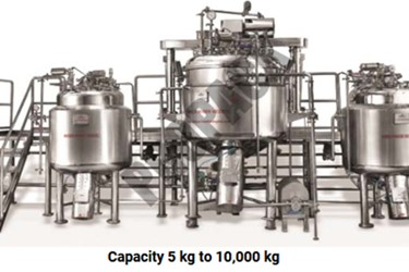 Pharmaceutical Ointment / Cream Processing Systems