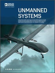 Analog Devices' Unmanned Systems Brochure