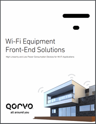 Qorvo Customer Premise Equipment Solutions