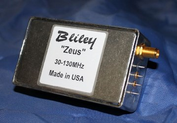 Ultra Low Phase Noise Oscillator: Zeus Series