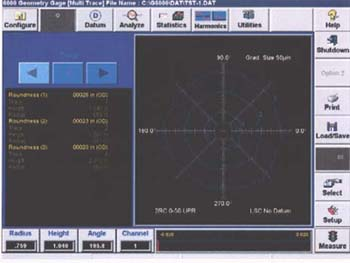 Software from Mahr Federal Automates Geometry Measurements