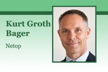 Kurt Groth Bager, CEO, Netop