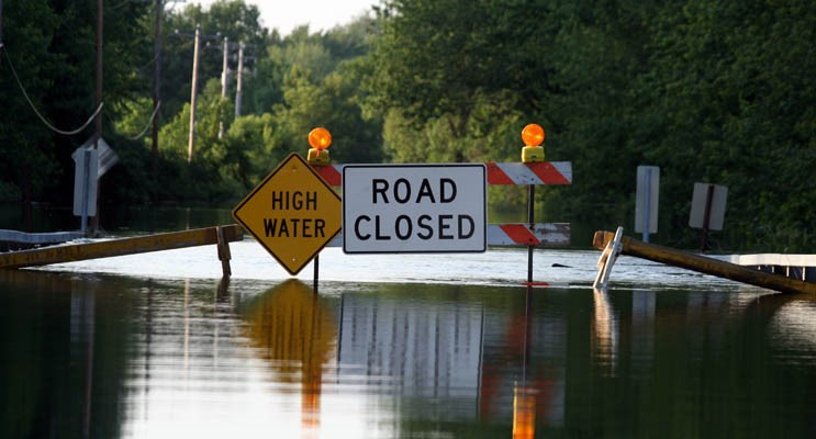 Another Summer Of Flooding Should Be A Wake-Up Call To Redesign Our Communities