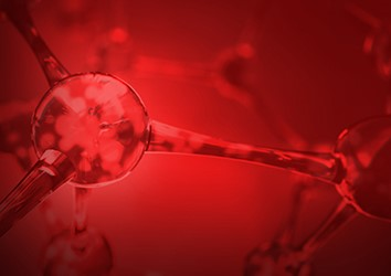 Thermo Owned Red-Molecule