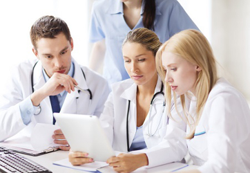Group Doctors Tablet