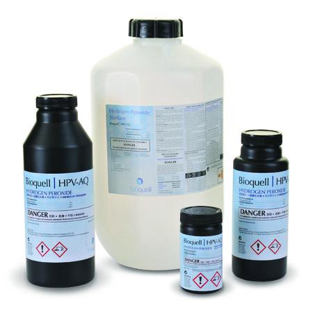 Aqueous Hydrogen Peroxide Solution Bioquell HPV-AQ