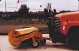 Truck Mounted Hydraulic Sweeper