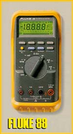 Fluke 88 Deluxe Automotive Multimeter