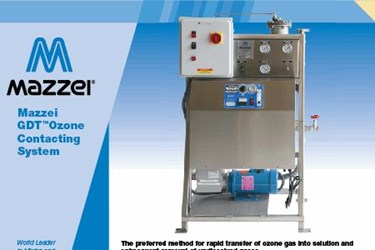 GDT Ozone Contacting System
