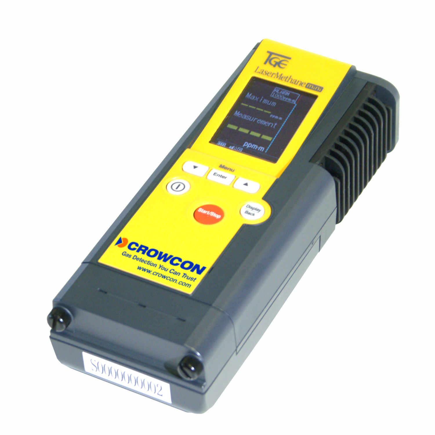 Next Generation Laser Methane Detector With Atex Approval