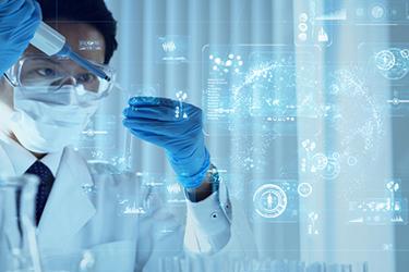 laboratory scientist data iStock-1209661942