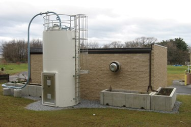 Process Stability And Winter Nitrification In An SBR System – Smithsburg, MD WWTP