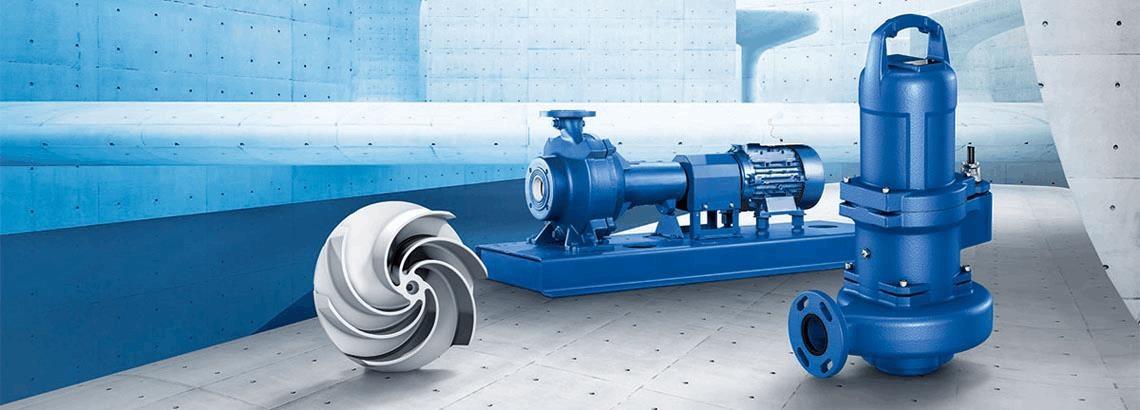 Sewatec/Sewabloc – Waste Water Pump with F-max Enhanced Hydraulic System
