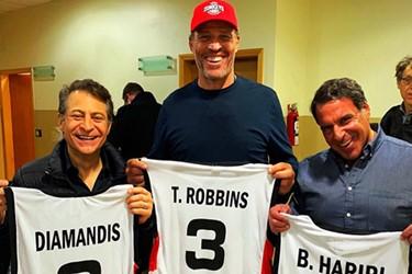 Tony Robbins Bob Hariri BTPP
