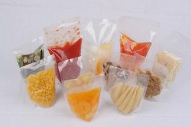 High Barrier Plastic Food Packaging