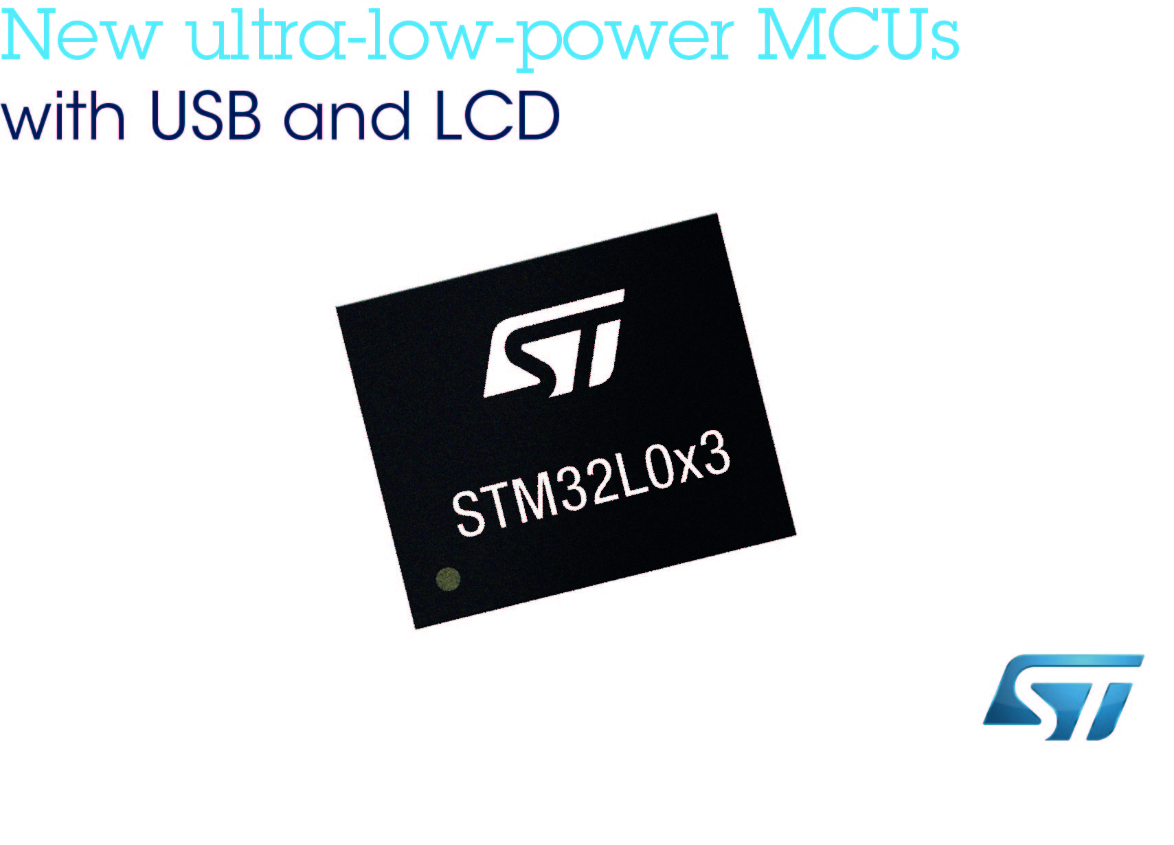 stmicroelectronics launches new stm32 ultra