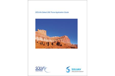 SOLVAir Select 200 Trona Application Guide