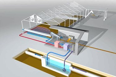 Automated Solar Sludge Drying Frees Up Personnel