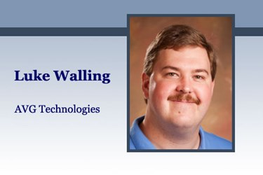 Luke Walling, VP Sales & Operations North America, AVG Technologies