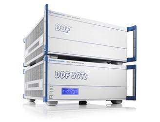 High-Speed Scanning Direction Finder: R&S®DDF5GTS