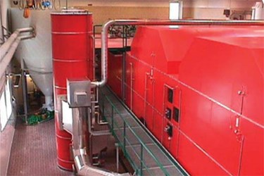 BioCon Biosolids Dryer