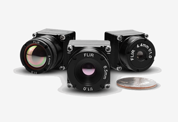 Compact LWIR Thermal Camera Core: Boson®