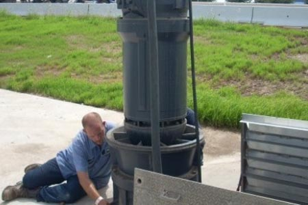 Grundfos Pumps Of Houston Solve Decades-Old Storm Water Problem In Texas