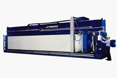 J-Press Overhead Filter Press