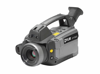 Infrared Cameras For Gas Leak Detection And Electrical Inspections: FLIR GF300/GF320