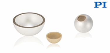 New Spherical Electro-ceramic Components Designed For 360 Degree Ultrasonic Applications