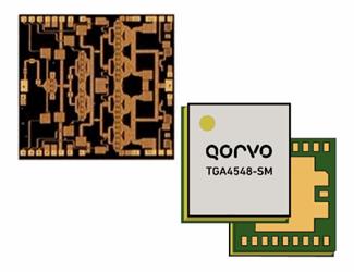 17 – 20 GHz GaN Power Amplifiers: TGA4548 & TGA4548-SM