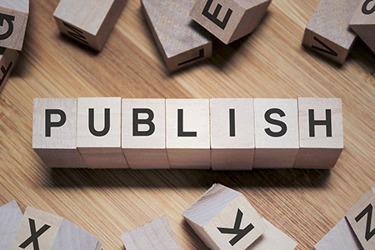 Publish Letter Blocks