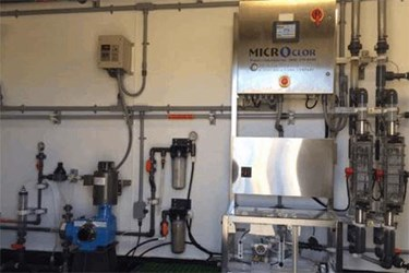 Monoclor Chloramine Residual Management System Manages Residual For Problematic 55 Million Gallon Tank