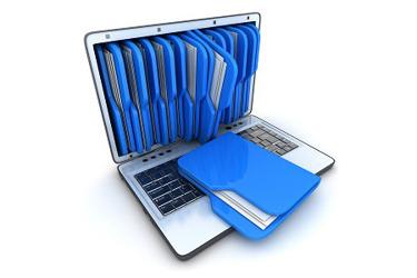 data files folders