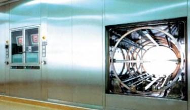 rotating sterilizer