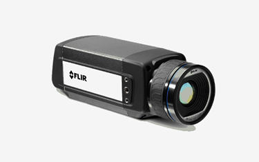 High Resolution LWIR Scientific Grade Infrared Camera: FLIR A655sc