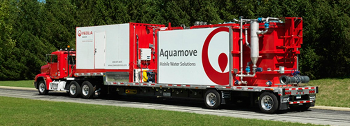 Mobile Water Services Treatment Solutions