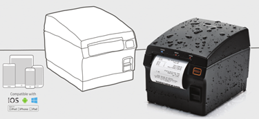 SRP-F310II 3 Inch Thermal POS Printer