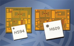 Hittite Launches MMIC LNAs With High Linearity and Ultra