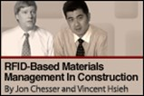 RFID-Based Materials Management — An Overview