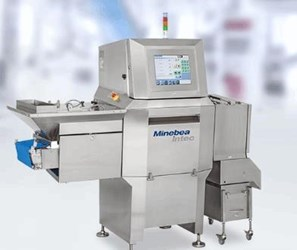 Minebea Intec Unveils X-ray Inspection System Designed For Bulk Foods
