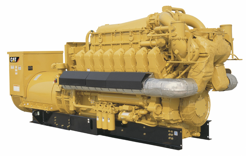 Caterpillar Natural Gas Engine Efficiency