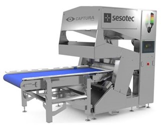 Sesotec Sorter For Pure And Safe Food