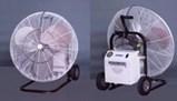 HPFF-24 & HPFF-30   High Pressure Floor Fans