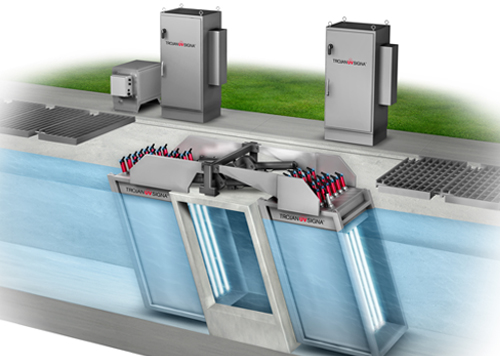 Revolutionary Wastewater Disinfection System