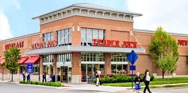 Trader Joe's Store Front At Easton