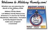 Military Family Resources Catalog